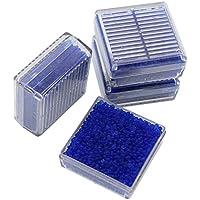 4pcs útil Silica Gel desecante Humedad Humedad para absorber caja reutilizable