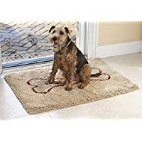 Orvis Soggy Doggy Doormat / X-large , Beige,