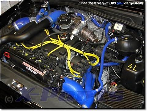 Corrado VR6 2.8L Wasserschlauch Set AAA Silikonschlauch Kühlwasserkreislauf BLAU
