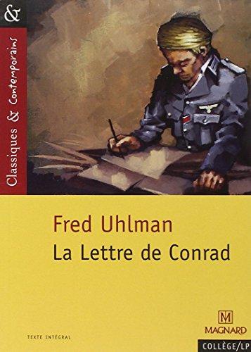 La Lettre de Conrad par Fred Uhlman