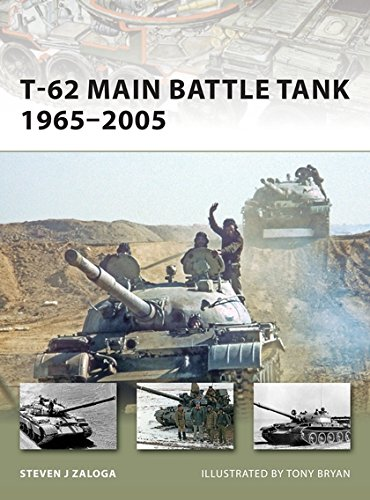 T62-serie (T-62 Main Battle Tank 1965-2005 (New Vanguard, Band 158))