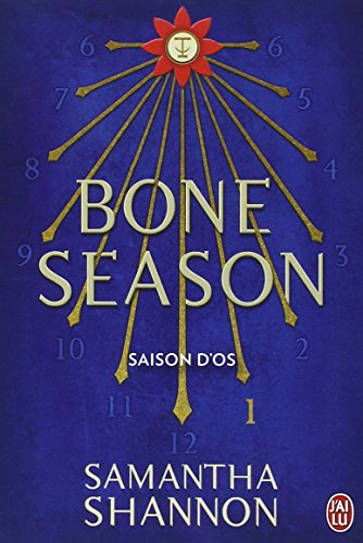 Bone season, Tome 1 : Saison d'os par Samantha Shannon