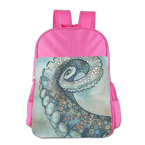 Octopus Leg Children School Backpack Carry Bag for Youth Boy Girl School Girl Leg