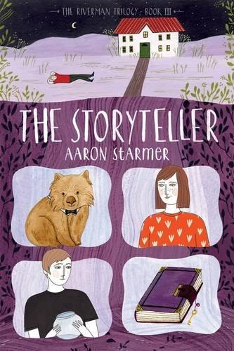 The Storyteller (Riverman Trilogy)