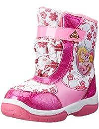 Disney Girls Kids Snowboot Booties, Bottes mi-hauteur avec doublure chaude fille