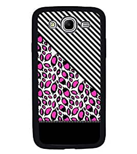 Fuson Pink Peacock Feathers Designer Back Case Cover for Samsung Galaxy Mega 5.8 I9150 :: Samsung Galaxy Mega Duos 5.8 I9152 (Ethnic Pattern Patterns Floral Decorative Abstact Love Lovely Beauty)