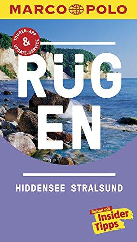 Insel Rügen (MARCO POLO Reiseführer Rügen, Hiddensee, Stralsund: Reisen mit Insider-Tipps. Inklusive kostenloser Touren-App & Update-Service)
