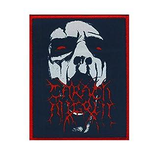 Cyclone Empire Merchandise Carach Angren - Face - Patch/Aufnäher