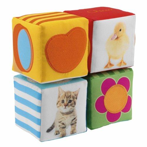 Chicco Set de Cubes Animal