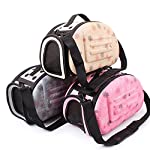 GossipBoy EVA Folding Washable Outdoor Pet Crossbody Handbag Tote for Dog Cat Comfort Portable Breathable Travel Medium… 8