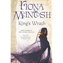 Kings Wrath: Book Three of the Valisar Trilogy