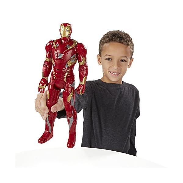 Marvel Avengers- Figuras Titan, 0 (Hasbro Spain B6177EU4) 2