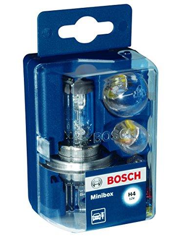 Bosch Autolampen-Box H4 mini