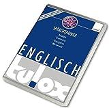 tulox Sprachtrainer Englisch - Vokabeltrainer, Konjugations- und Grammatiktrainer mit großem vertontem E-Großwörterbuch -