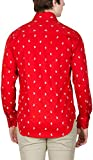 Robin Rider Men's Full Sleeve Shirt (rr ...