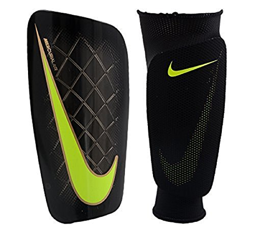 Nike-Herren-Schienbeinschoner-Mercurial-Lite-blackvolt-L-SP0284-071