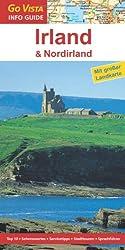 Irland & Nordirland: Reiseführer mit extra Landkarte [Reihe Go Vista]