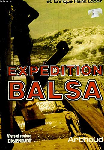 Expedition balsa