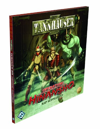 Tannhauser: Operation Hinansho Deluxe Expansion