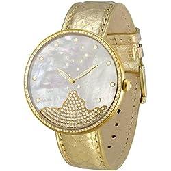 Tellus Reloj de cuarzo Woman Hourglass T1782 40 mm