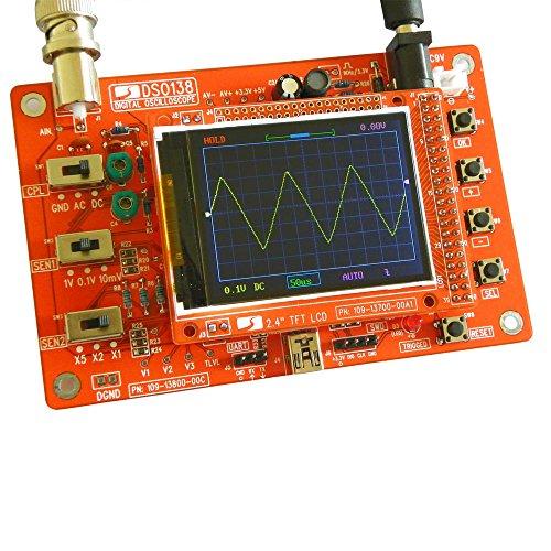 KKmoon Digital-Oszilloskop Set