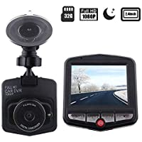 Suprico Portable 2.5 Inch Colorful Hd Screen Dvr Vehicle Camera Video Recorder