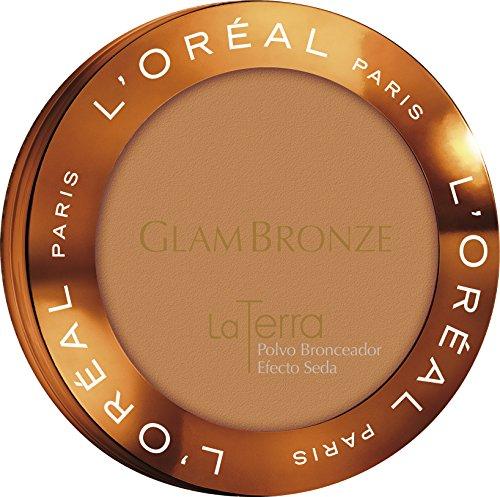 Polvo Bronceador Glam Bronze La Terra 04 Taormina de L'Oréal Paris