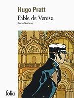 Fable de Venise - Corto Maltese de Hugo Pratt