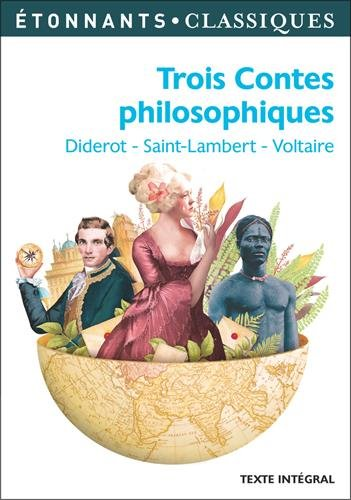 Trois contes philosophiques par Voltaire