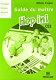 Anglais CE2 Hop in! - Guide du maître (2CD audio)