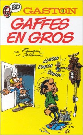 GASTON N°2 . LE BUREAU DES GAFFES EN GR...