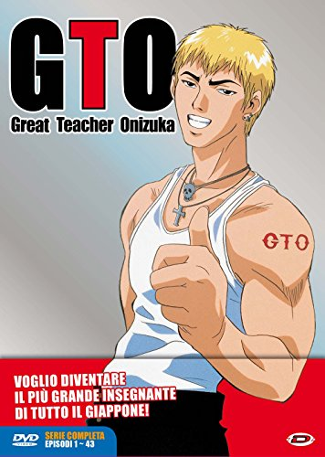 G.T.O. Great Teacher Onizuka