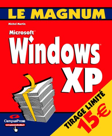 Windows XP par Michel Martin