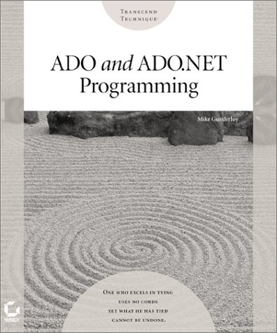 ADO and ADO.NET Programming (Transcend Technique)