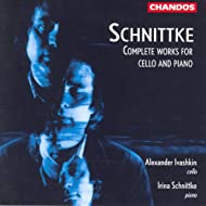 Schnittke: Cello Sonatas Nos. 1 and 2 / Musica Nostalgica / Peer Gynt: Epilogue