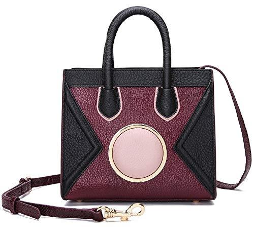KOKR Handtaschen, Womens Multiple Pockets Long Strap Schultertasche - mit Einer Schützenden Aufbewahrungstasche,A - Canvas Long Strap Handtasche
