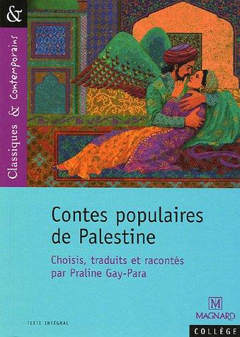Contes Populaires De Palestine [Pdf/ePub] eBook