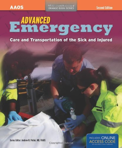 Aemt: Advanced Emergency Care and Transportation of the Sick and Injured