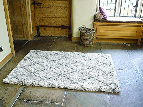 Athena Zamba spesso e morbido moderno design crema tappeto in