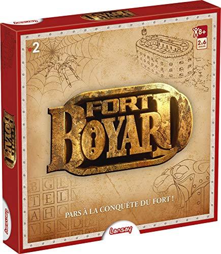 Lansay- Fort Boyard, 75027