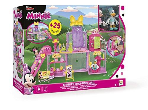 Minnie mouse centro comercial con luz y sonidos