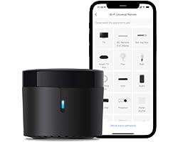 Broadlink - RM4 Mini - Telecomando universale IR audio/video, hub remoto WiFi per la casa intelligente, compatibile con Alexa