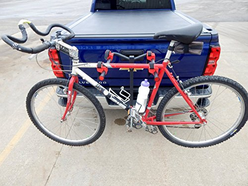 4para bicicleta Bike rack Hitch Mount Carrier Car Truck Carrier 2