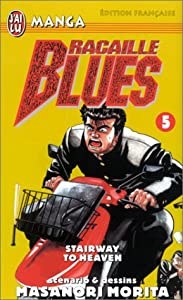 Racaille Blues Edition simple Tome 5