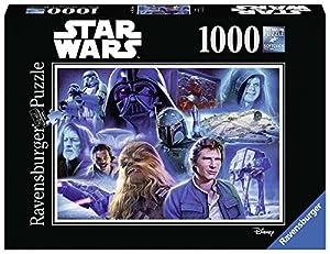 Ravensburger- Puzzles 1000 Piezas, Star Wars (19764)