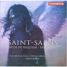 Saint-Saens: Requiem / Partsongs