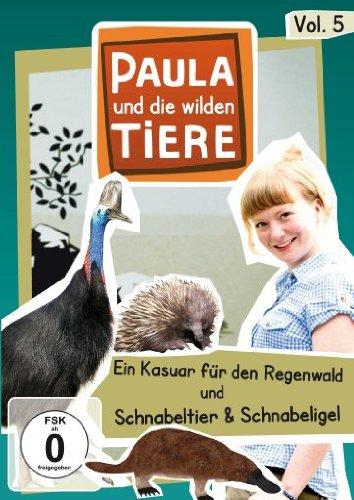 Vol. 5: Ein Kasuar für den Regenwald/Schnabeltier & Schnabeligel