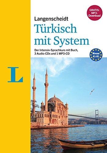 Langenscheidt Türkisch mit System - Sprachkurs für Anfänger und Forgeschrittene: Der...
