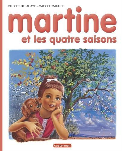 Martine, numéro 11 : Martine et les 4 saisons