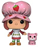 Funko - Figurine Charlotte Aux Fraises - Strawberry Shortcake & Custard Pop 10cm - 0849803098995